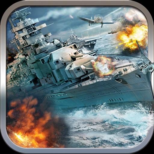 戦艦同盟 【10vs10 リアルタイム艦隊バトル】本格海戦のアイコン