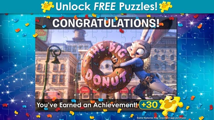 Disney Jigsaw Puzzles!