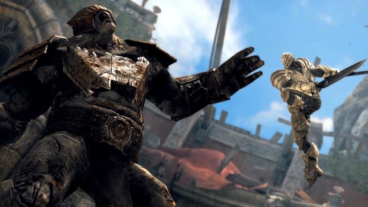 Infinity Blade II screenshot-3