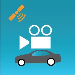 CamCarDer - GPS/G-force car dash camera recorder