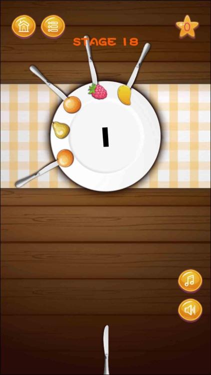 Fork Fruit Rotate Frontier screenshot-3