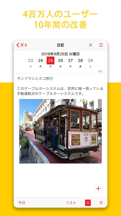 ウェイトトラッカー+ 食事ジャーナル ScreenShot1