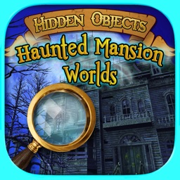 Hidden Objects: Haunted Mansion Worlds