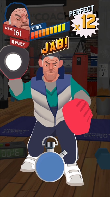 Punch Perfect: Boxing Training screenshot-5