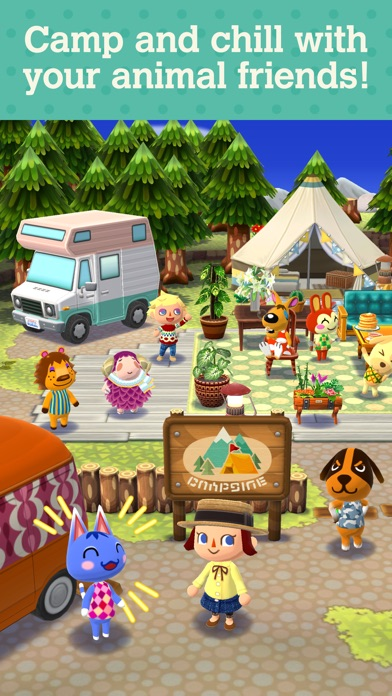 Animal Crossing: Pocket Camp screenshot 2