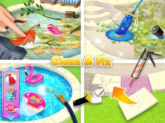 Игра Sweet Baby Girl Cleanup 5 - No Ads