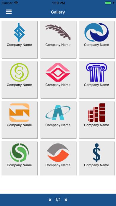 Logo Creator Light screenshot two
