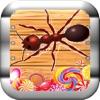 アリ潰し  (シンプルで簡単&ハマる・暇つぶしゲーム) - iPhoneアプリ