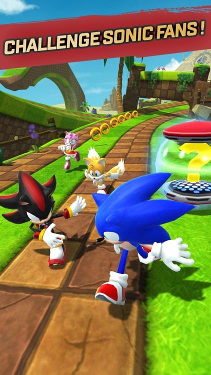 Sonic Forces: Speed Battle screenshot-0