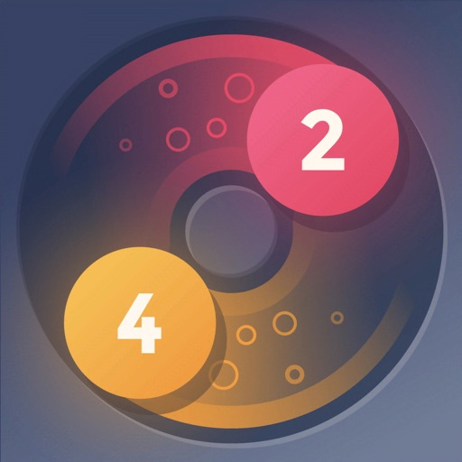 Laps Fuse: Puzzle with Numbers