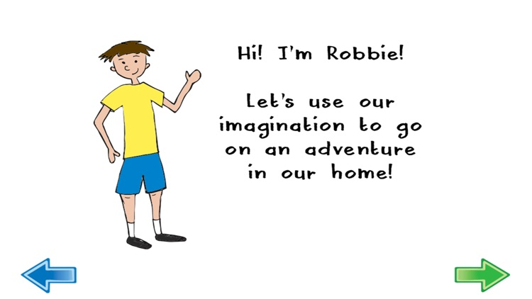 Robbie's Adventures in OT