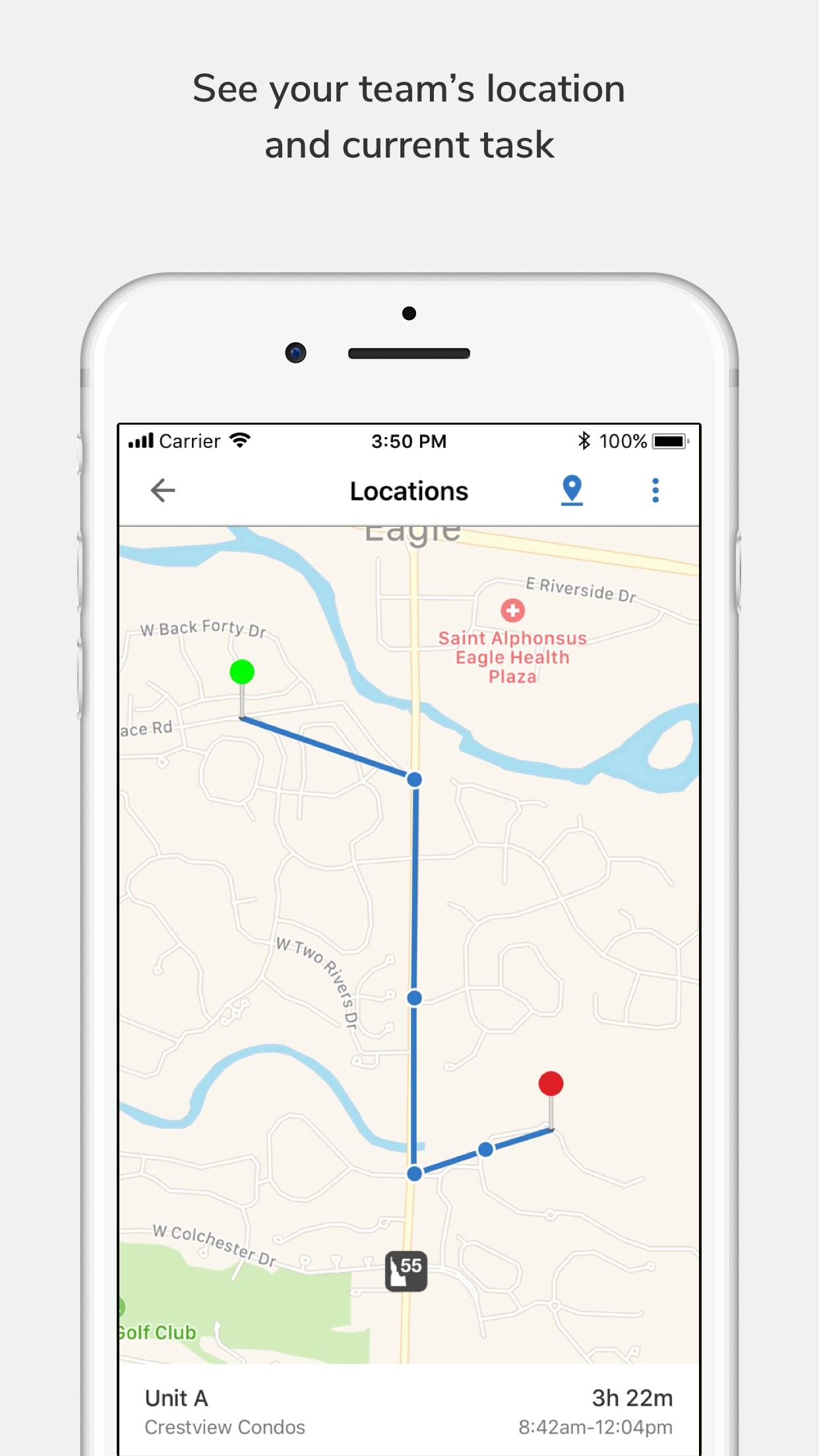 TSheets Time Tracker Screenshot