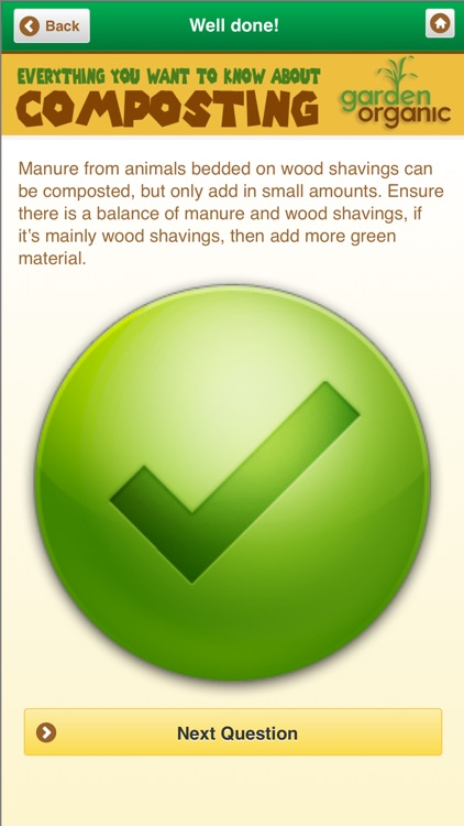 Organic Home Composting screenshot-4