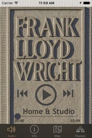 Frank Lloyd Wright Tour - náhled
