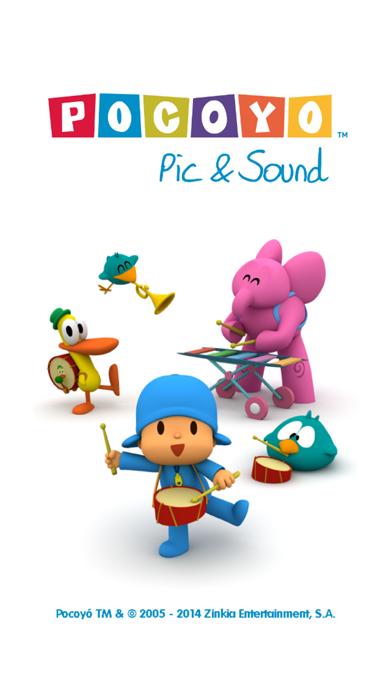 Pocoyo Pic and Soundのおすすめ画像1