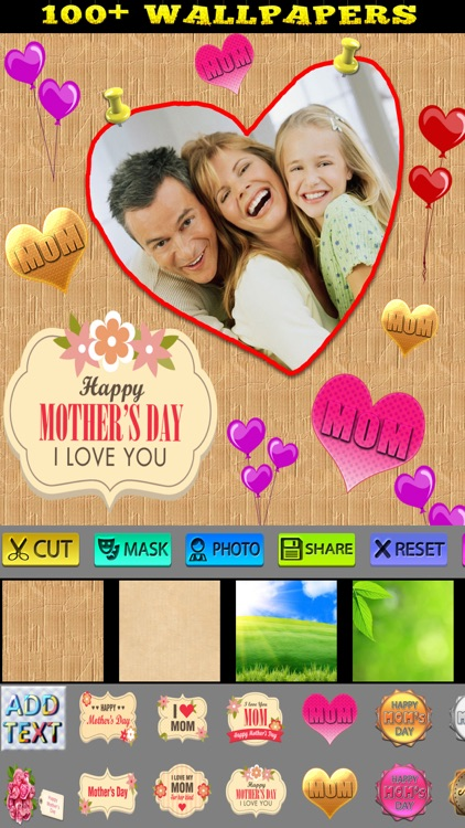 Happy Mother's Day Collage screenshot-4