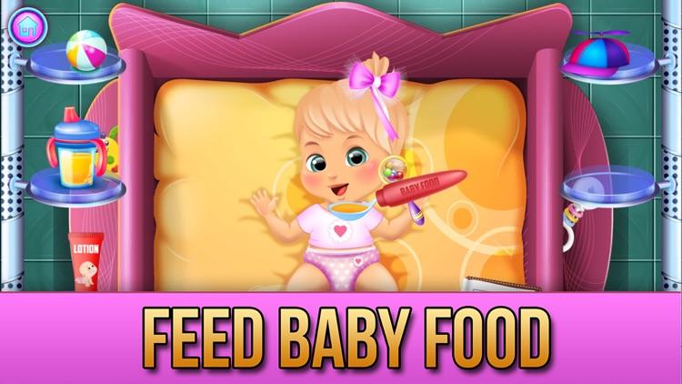 My New Baby Story screenshot-5