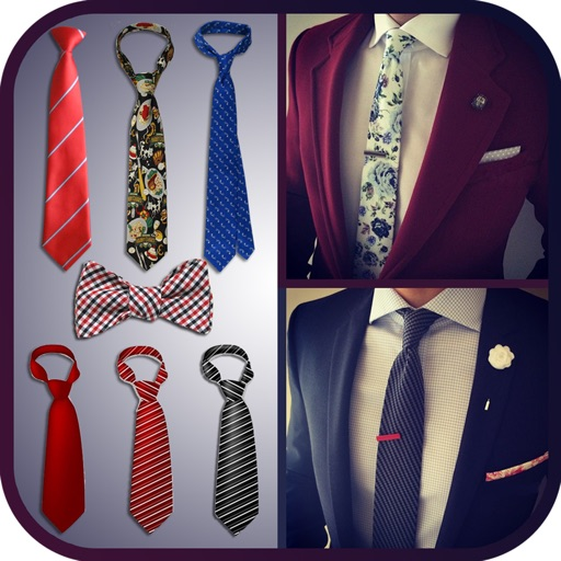 Tie Photo Editor - Booth