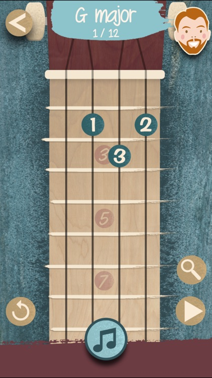 The Ukulele App screenshot-1