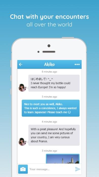 Bottled · Message in a Bottle screenshot 4