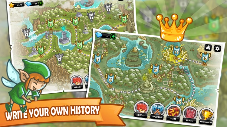 Kingdom Defense 2: Empires screenshot-7