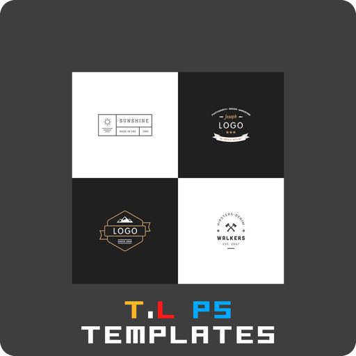 Templates for logo ps