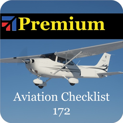 Aviation Checklist 172 Premium
