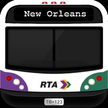 Transit Tracker - New Orleans