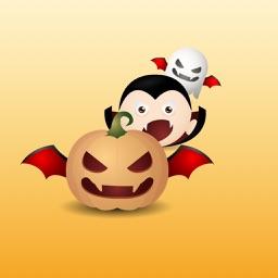 Halloween Sticker for WhatsApp