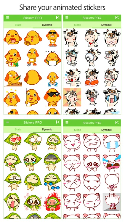 Stickers PRO for WhatsApp! screenshot-4