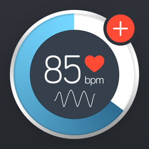Instant Heart Rate+ HR Monitor app