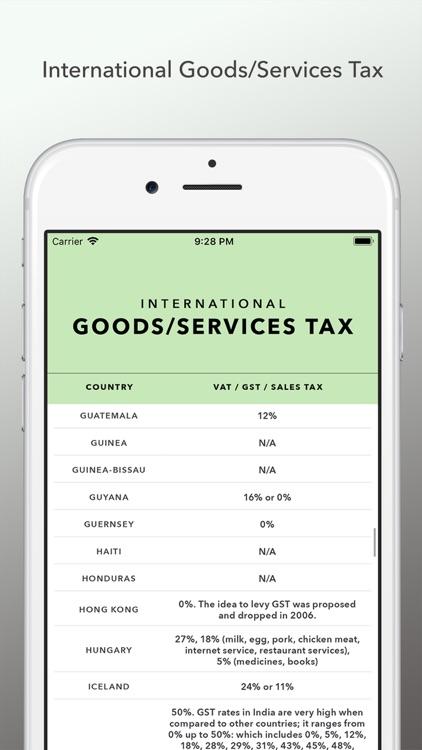 Tax Calculator 2019 LITE screenshot-4