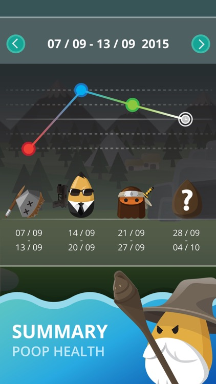 Poop Quest  - Your stool diary screenshot-3