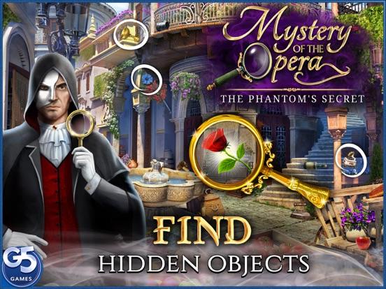 Mystery of the Opera® screenshot 6