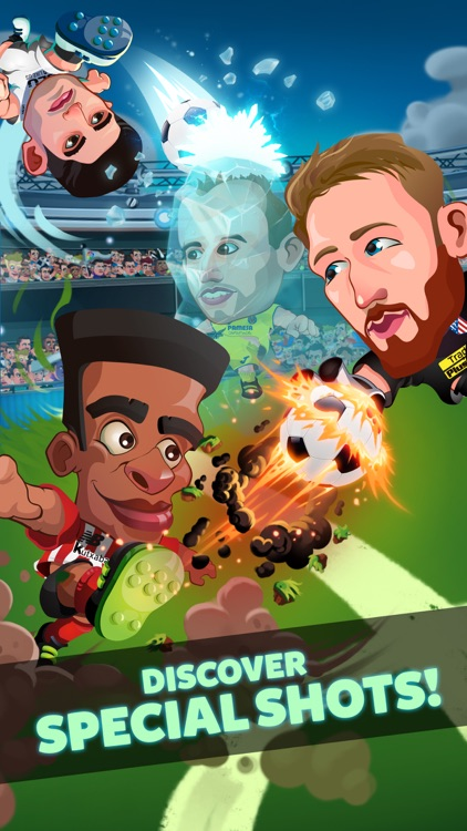 Head Soccer Games La Liga 2019 screenshot-4