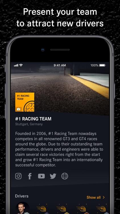 RACE Scout screenshot-4