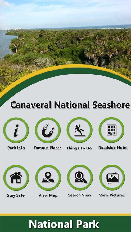 Canaveral - National Park