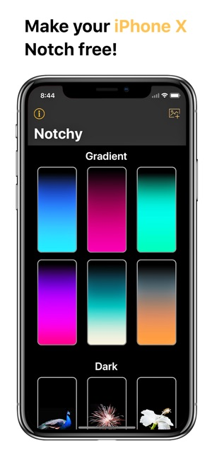 Notchy Wallpapers On The App Store
