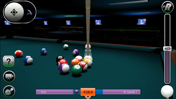 Inter... Snooker Tournament screenshot-1