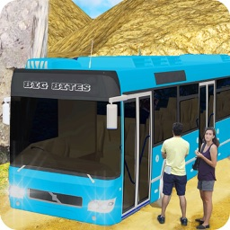 Mountain Bus Sim 2k17