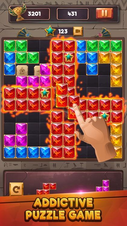 Puzzle Game : Block Jewels