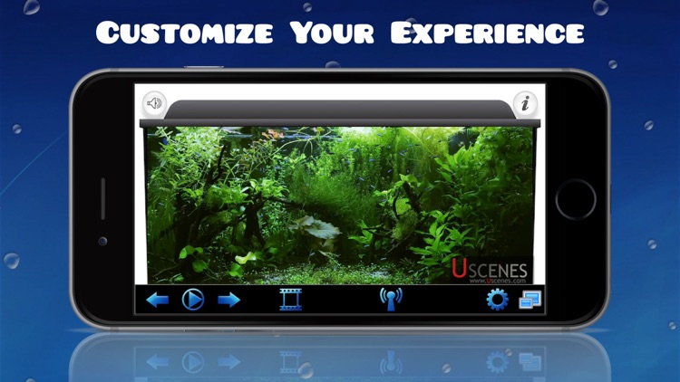 Aquarium HD : Fish Scenes screenshot-3