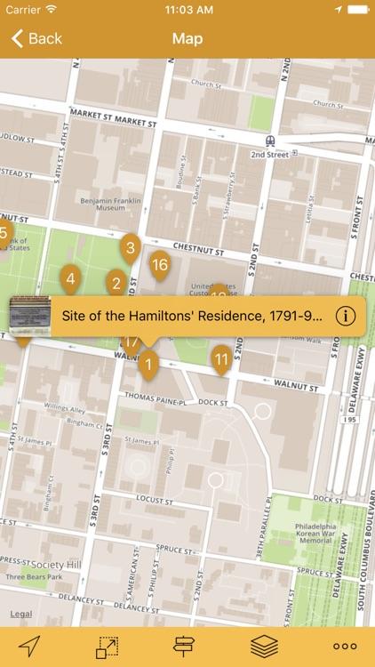 Alexander Hamilton Walking Tours screenshot-4