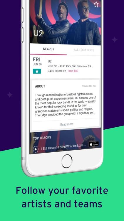 StubHub - Buy and Sell Tickets screenshot-3