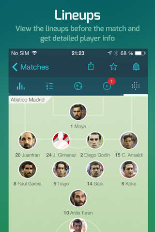 Forza Football screenshot 3