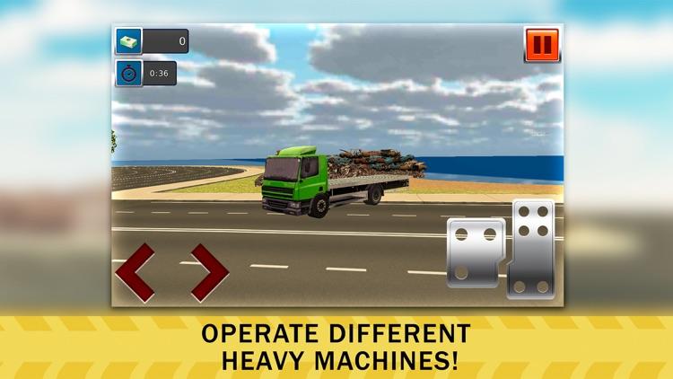 Bridge Builder - Heavy Machine