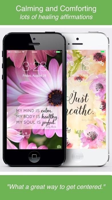 Every Day Spirit® Lock Screens Screenshots