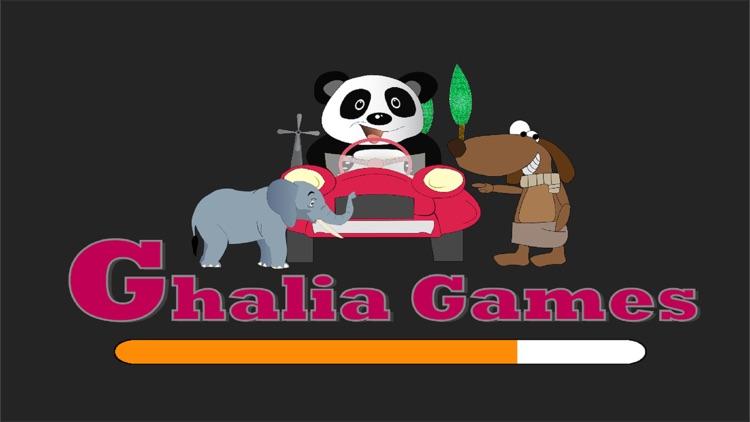 Panda Zoo Animals Transporter