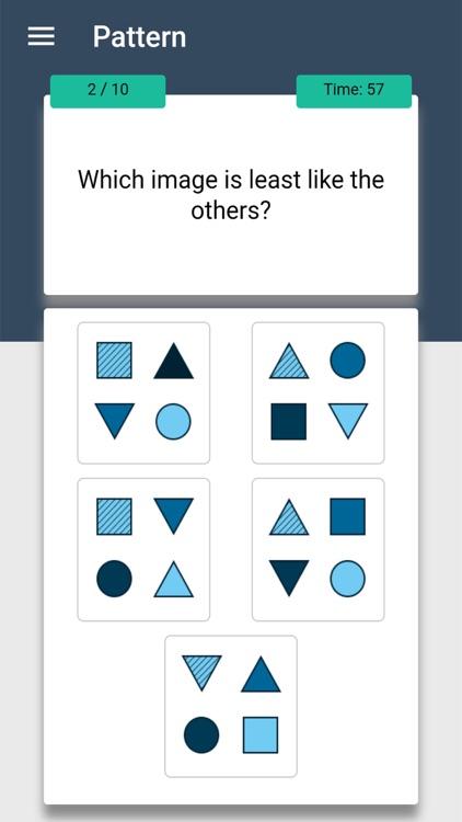 IQ Test: The Intelligence Quiz screenshot-3