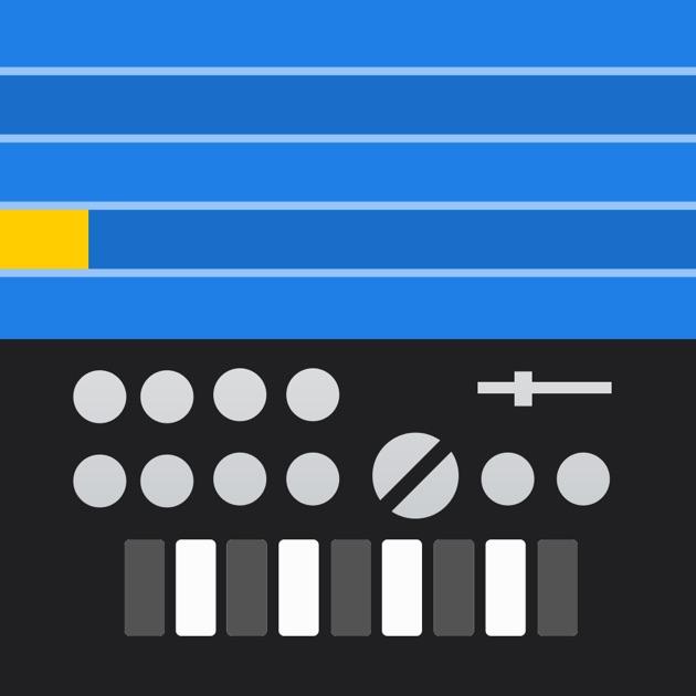 korg gadget im app store. Black Bedroom Furniture Sets. Home Design Ideas